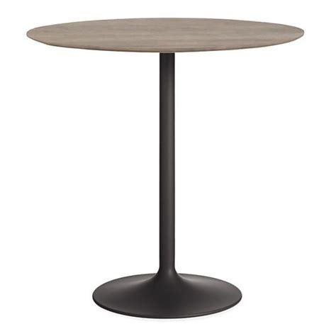 Homemade Portable Bar Table Round