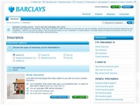 Barclays House Insurance Barclays Insurance Insurance Reviews Insureclever