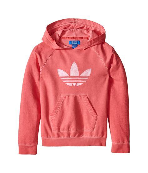 St Kid Pink adidas originals j tery hoodie toddler