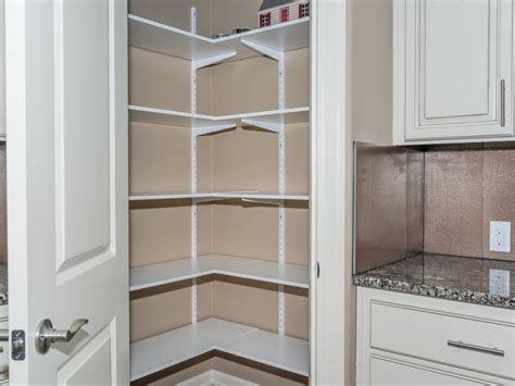 Corner Pantry Shelving by The Gale New Home Plan Vancouver Wa Evergreen Homes