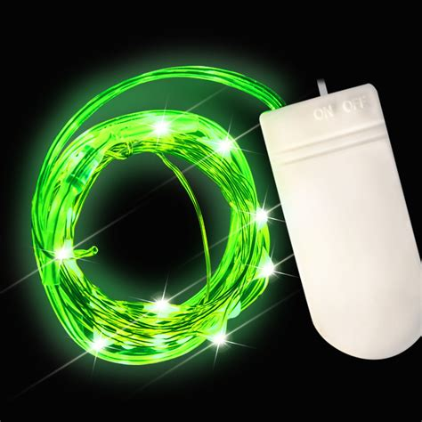 green led string lights new products