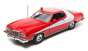 what year was the starsky and hutch car starsky hutch 1974 ford gran torino diecast model