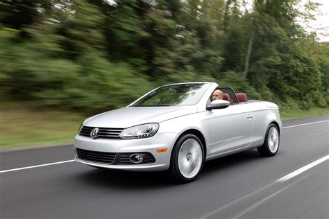 volkswagen coupe 2012 vw convertible coupe extensively reved 2012 eos
