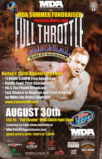 Harley Davidson Colonial Heights Va by Results Of Combat Sports Challenge 26 Five Ounces Of
