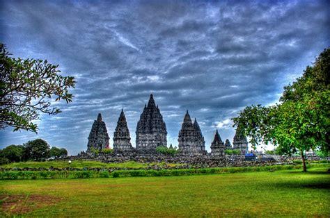 background jogja prambanan temple tourist information facts history