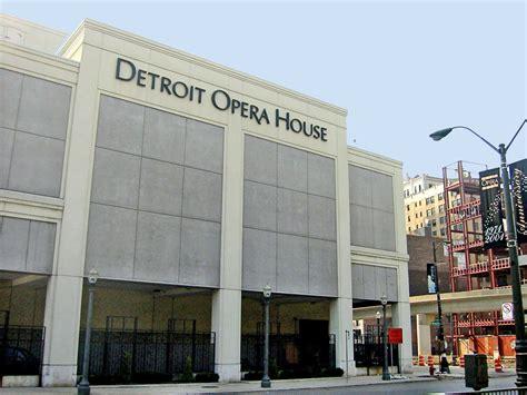 detroit opera house capital theater