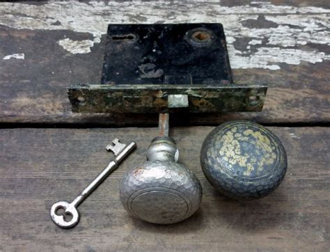 Skeleton Key Door Knob by Shop Skeleton Key Door Knobs