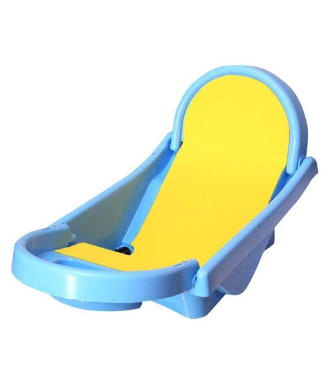 blue baby bathtub nsd blue bath tub baby available at snapdeal for rs 661