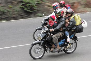 Paket Go Bikers Naik Motor Sepeda By 1 indonesia banget 2 mudik polychrome interest