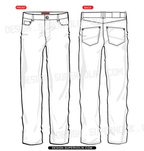 free jeans pattern illustrator 7348529418 48e617eb4b z jpg