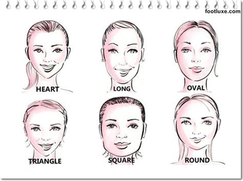 face shapes bangs bangs that suit your face shape alldaychic