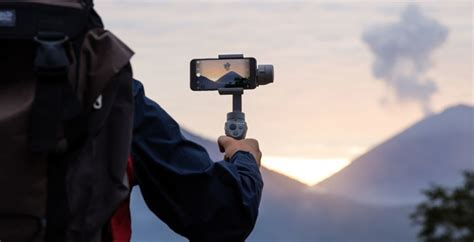 Dji Osmo Mobile 2 Samsung Galaxy S10 by Dji Osmo Mobile 2 Impresses With Affordable Price Tag And Lasting Battery