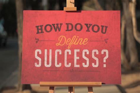 how do you define success strayer