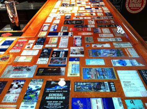 clear bar top epoxy epoxy paper and sticker photos