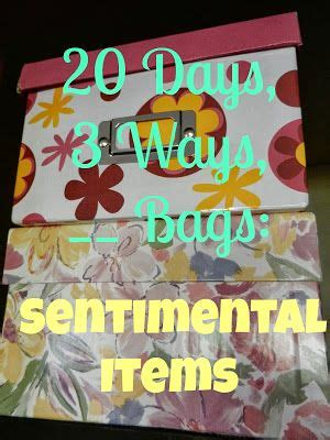 decluttering sentimental items 17 best images about organizing sentimental items on