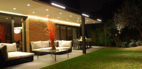 luces led para terrazas