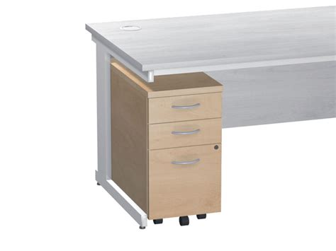 Shallow Drawer by Everyday Underdesk Pedestal 2 Shallow 1 Filing Drawer