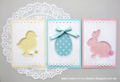 easy easter cards templates agnus k more easter crafting