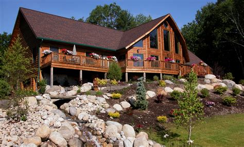 100 lincoln log homes floor plans classic designer