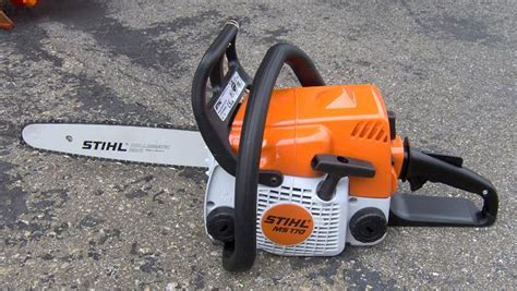 Stihl Ms170 stihl ms 170 descriprion and advantages