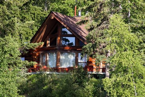 Dream Garage Designs bc log homes and log cabins for sale canada horsefly