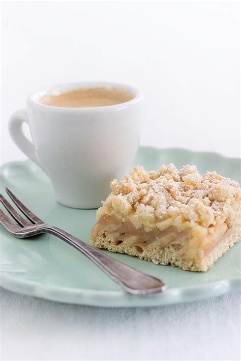 apfel pudding kuchen blech maras wunderland