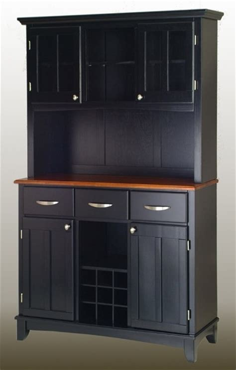 black china cabinet hutch buffet buffet with hutch in black finish contemporary china cabinets and hutches by shopladder