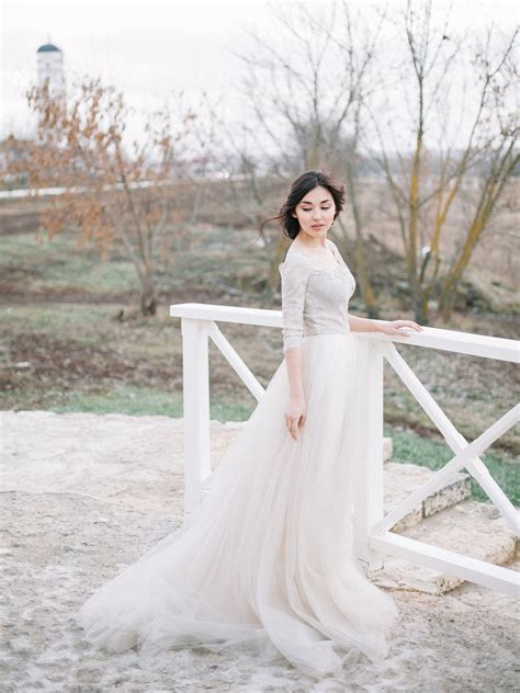 20 of the best wedding 20 ethereal wedding dresses from etsy southbound