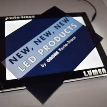 custom sizes no problem u2013 call for led stainless steel light boxes porta trace gagne inc
