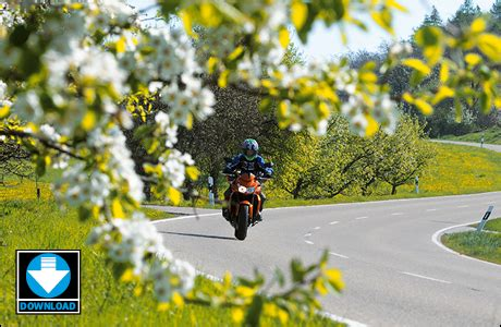 Gps Motorradtouren Kostenlos by 8 Touren Zum Saisonstart Der Gps Daten