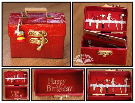 Tool Box Gift Card Holder - tool box gift card holder