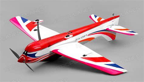 pattern airplane kits nitroplane leo v2 sport aerobatic pattern plane kit 1746mm