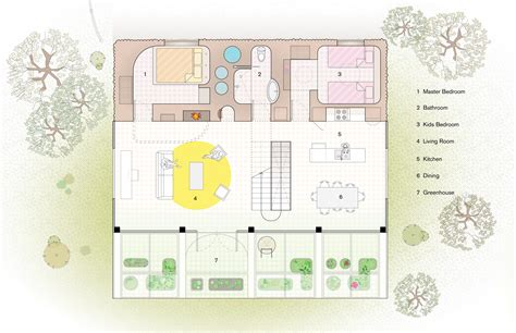 earthship floor plans