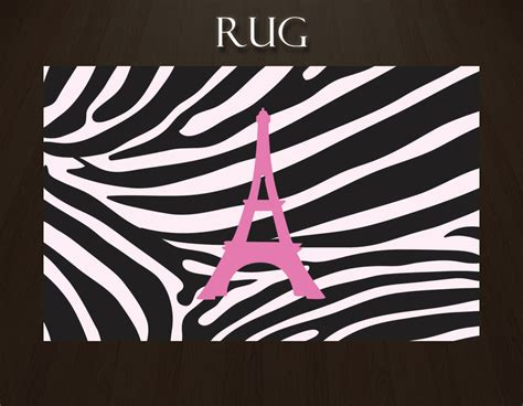 pink and black zebra rug zebra print area rug pink and black zebra by eloquentinnovations