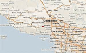 map of calabasas california calabasas location guide
