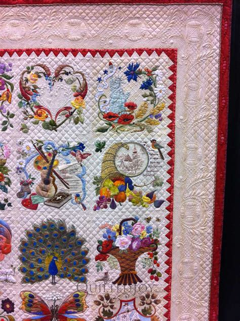 Applique Quilts by Lancaster Pa Quilt Show Part 2 Quilted