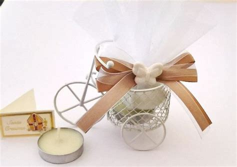 segnaposto candela matrimonio bomboniera pensierino comunione cresima segnaposto