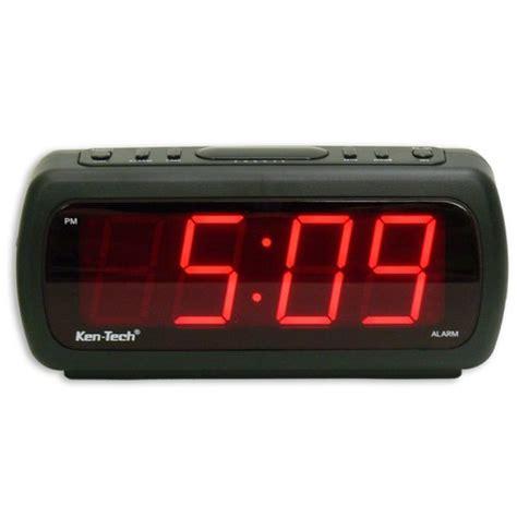 Digital Alarm Clock Julie Dunkle Ironman Random Thoughts On Alarm Clocks