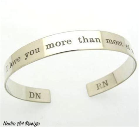 jewels mens gifts id cuff bracelet personalized