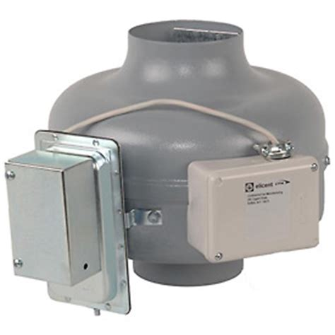 air duct booster fan with pressure switch exhaust fans ventilation inline duct fans