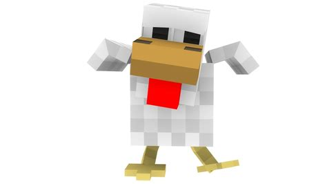 Minecraft Papercraft Chicken - minecraft seeds for pc xbox pe ps3 ps4
