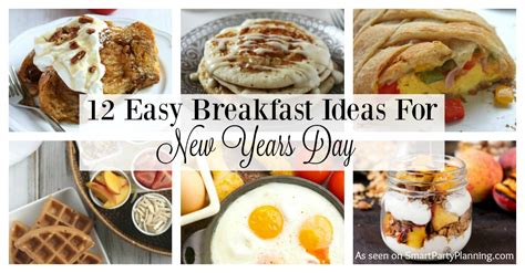 new year s day recipes 12 easy breakfast recipes for new years day