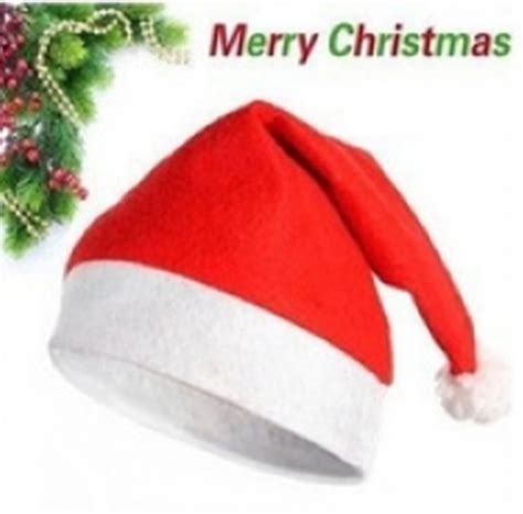 Topi Natal Santa topi natal santa claus 154 barang unik china