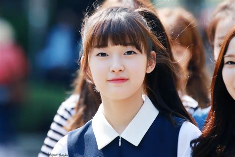 tutorial make up girlband korea who is the cutest oh my girl fanpop
