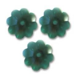 fiore swarovski fiore swarovski mm 10 emerald x1 swarovski perles co