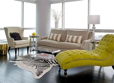 living room chicago water front apartment in windy city gets sleek parisian