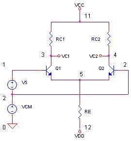 bipolar transistor guitar differential question diyaudio