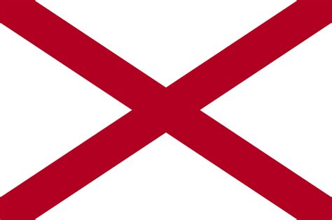 alabama state colors the best and worst state flags of the united states