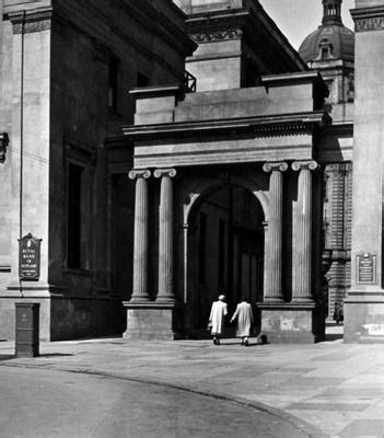 royal bank place theglasgowstory royal exchange square 1955