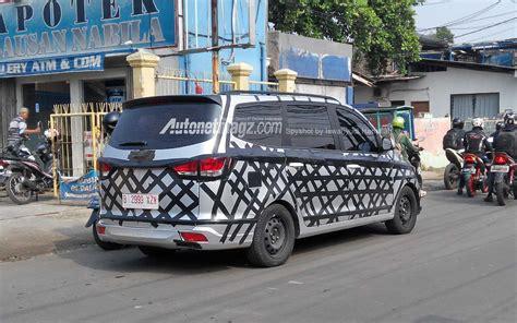 Wuling Indonesia 2016 Wuling Hong Guang Spyshot Di Indonesia